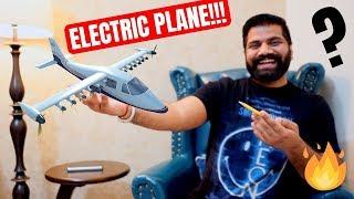 Electric Airplanes in Future - NASA X-57 Maxwell Electric Aeroplane - Safe or Unsafe?🔥🔥🔥