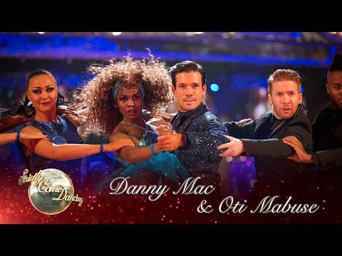 Danny Mac & Oti Tango to 'One Night Only' from Dream girls – Strictly Come Dancing 2016: Week 11