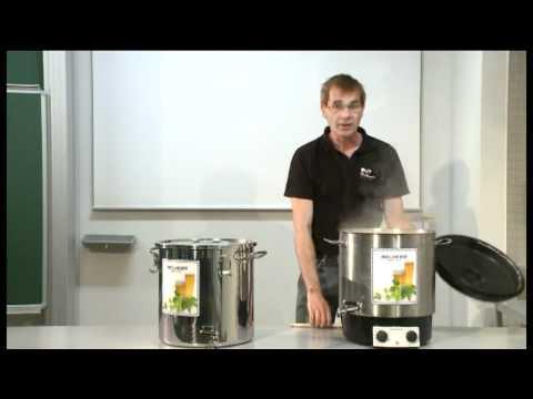 Bielmeier Brausystem BHG 400 - Brauanleitung