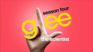 The Scientist - Glee [HD Full Studio]