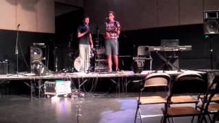 Drew & Ben   Lullaby Julia Nunes cover