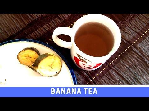 Video Healthy Recipe for Banana Tea to help you sleep