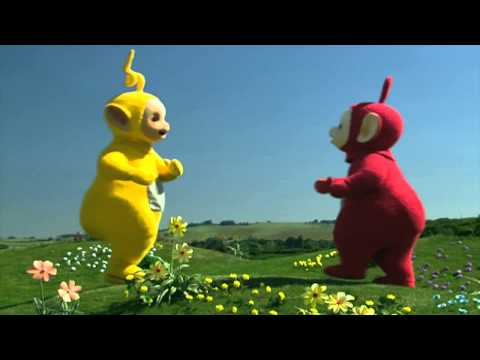 teletubbies intro song 1 hour long