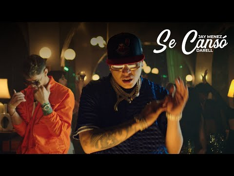 Jay Menez - Se Canso (feat. Darell & Kingz Daddy)