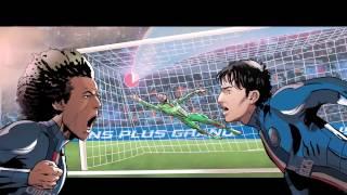 PSG Heroes (bande annonce) - Bande annonce - PARIS SAINT-GERMAIN HEROES