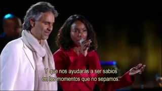 Regalo de los Ángeles: Andrea Bocelli La oración