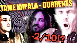 First Reaction To Tame Impala   Currents (part 1) REVIEW + ANALYSIS