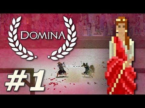 Domina - Enter the Arena! (Part 1)