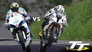 Смотреть онлайн Гона на мотоцикле на скорости 321 км/час
