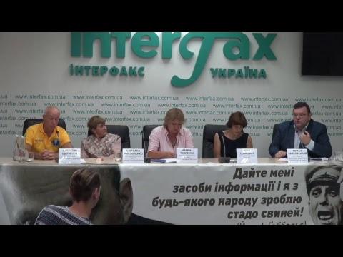 """Трансляция пресс-конференции на тему """"Цензура и развал регионального вещания – итоги реформы Суспільного от Аласании"""""""