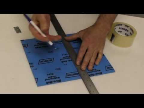 Sandpaper Prep Techniques