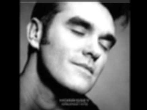 Morrissey- Let me kiss you