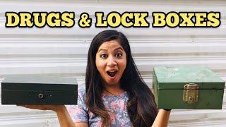 MARINE'S SAFE LOCK BOXES I Bought Abandoned Storage Unit Locker Auction / Opening Mystery Boxes Wars