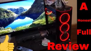 CYBERPOWERPC Gamer Xtreme GXIVR8020A4 PC Full Honest Unboxing Test & Review