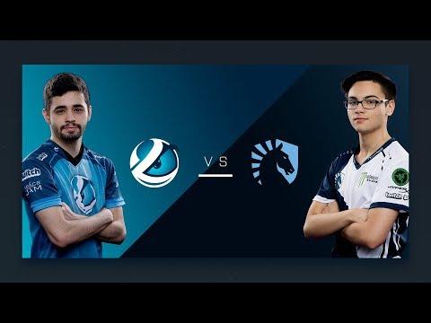 CS:GO - Luminosity vs. Liquid [Cache] - Group A Round 5 - ESL Pro League Season 6 Finals