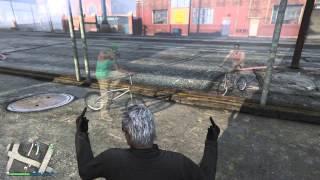 GTA 5 быдло и пассивный режим! :)