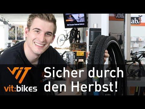 Fahrradreifen für den Herbst und Winter - vit:bikesTV 182