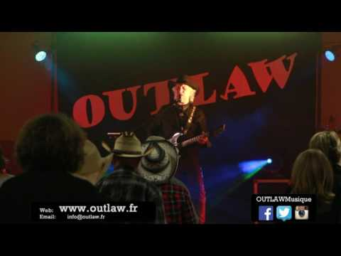 OUTLAW chanteur musicien orchestre country music