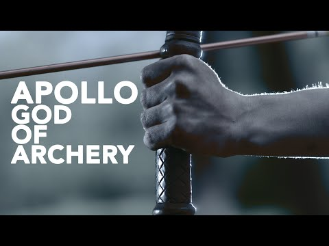 Apollo god of archery