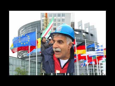 Intervista a Bruxelles realizzata da Filiberto FRANCHI