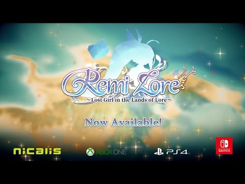 RemiLore (Switch/PS4/Xbox One) Launch Trailer thumbnail
