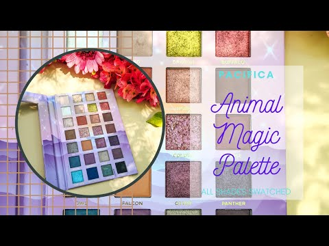 Animal Magic Eyeshadow Palette by pacifica #3
