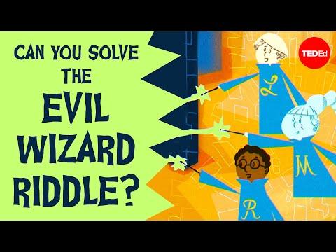 Hádanka se zlým čarodějem - TED-Ed