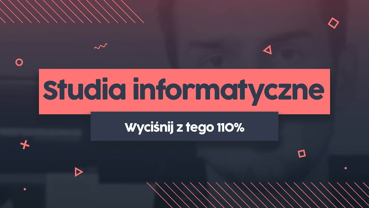 Studia informatyczne - Wyciśnij 110%! | Przeprogramowany vlog v0.0.10 cover image
