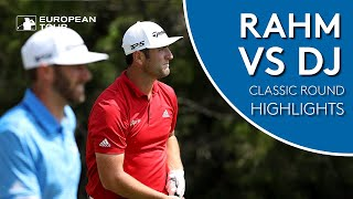 Every shot of DJ vs Rahm 2017 WGC-Dell Matchplay Final | Classic Round Highlights