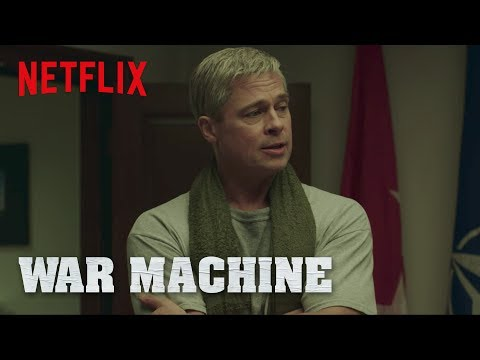War Machine (Clip 'You Got Your Troops')