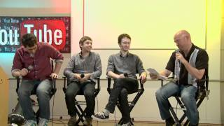 Q&A with The Lonely Island at YouTube HQ
