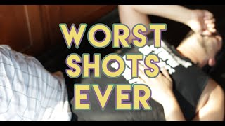 THE CEMENT MIXER | Worst Shots Ever