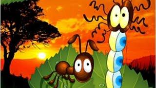 Путешествие муравья. Советские мультики для детей