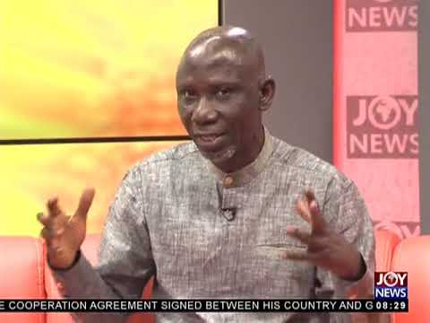 Easter Celebration - AM Show on JoyNews (29-3-18)