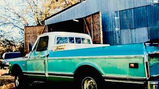 1970 GMC truck rebuild pt.2