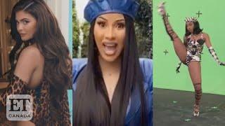 Cardi B On Kylie Jenner Backlash, Normani's Dancing