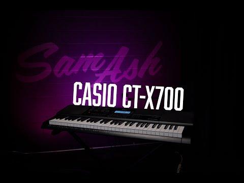 Casio CT-X700 Синтезатор цена и информация | Музыкальные инструменты и принадлежности | 220.lv