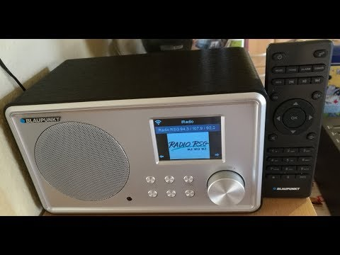Blaupunkt IR 20 Internetradio - TEST