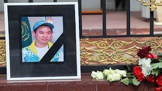 Мухтар Аблязов  про убийство Дениса Тена