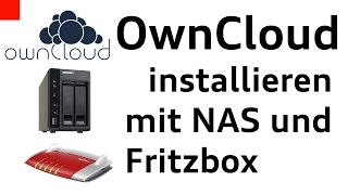 OwnCloud auf QNAP NAS einrichten. Die clevere Alternative zu Dropbox & Co  Tutorial deutsch