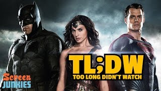 Every DCEU Movie Before Justice League (Cram It!)