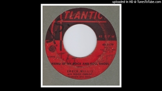Willis, Chuck - Hang Up My Rock & Roll Shoes - 1958