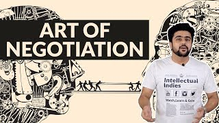 Art Of NEGOTIATION   Negotiation Skills   Marketing Series   Hindi