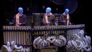 Holiday Songs on PVC Instrument - Blue Man Group | PVC Pipe Music in Winter Wonderland