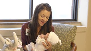 Watch the video - Medical Insight: Midwifery at St. Mary