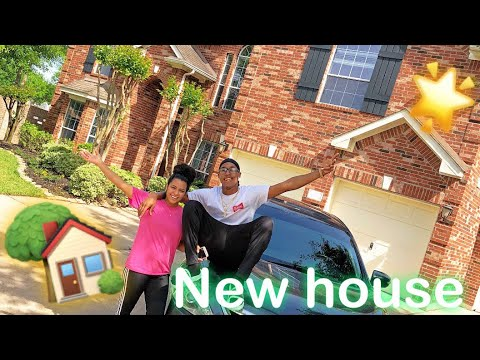 OUR NEW HOUSE TOUR !