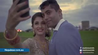 Best cinematic wedding video of Ujjwol & Smriti | nepalese.com.au