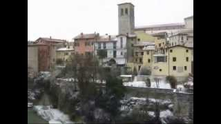preview picture of video 'NEVE NEVE NEVE  @ Cividale del Friuli'