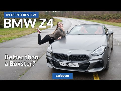 2021 BMW Z4 in-depth review - better than a Boxster?