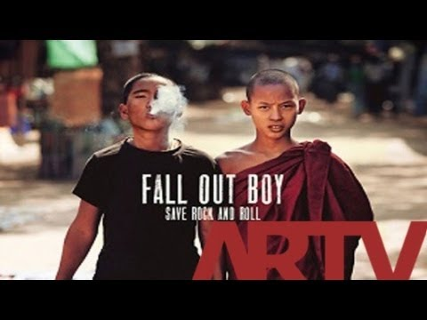 """Fall Out Boy – """"Save Rock and Roll"""" (ALBUM REVIEW)"""
